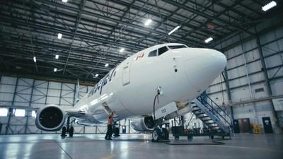 WestJet a annoncé son intention d'offrir de nouveau son service aux passagers au sein de sa flotte d'avions 737 MAX, selon une approche graduelle et transparente. (Groupe CNW/WESTJET, an Alberta Partnership)