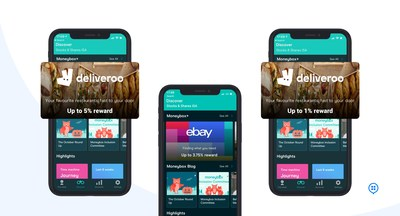 Button is dynamically targeting holdout groups across publishers on its Personalization API to measure the incrementality of new and existing Deliveroo orders at scale.
