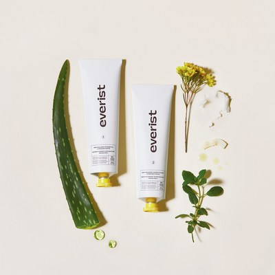 Everist Waterless Shampoo and Conditioner Concentrates (CNW Group/Everist)
