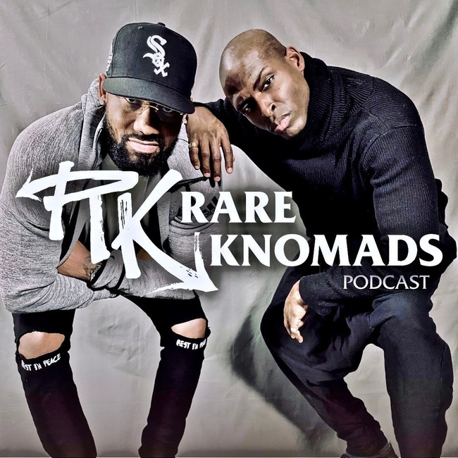 Rare Knomads Podcast