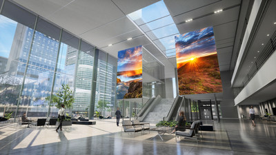 """Sony Introduces Two New """"Crystal LED"""" Modular Direct View Display Systems"""