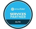 Lti成为雪花的精英服务合作伙伴