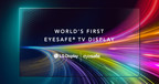 LG Display Announces the World's First Eyesafe® Certified TV...
