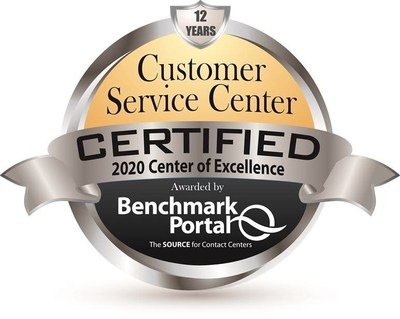 Canon U.S.A., Inc., Earns Prestigious Center of Excellence Recognition from BenchmarkPortal