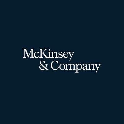 McKinsey & Company Logo (PRNewsfoto/McKinsey & Company)
