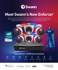 Swann Security Announces New 4K NVR Enforcer™ Kit, Named a 2021...