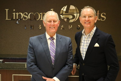 Lipscomb & Pitts Insurance Co-CEOs Mat Lipscomb III and Johnny Pitts merge their firm with Higginbotham.