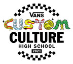 Vans Custom Culture High School Competition Launches with a Grand Prize of $50,000 to the Winners High School Art Program