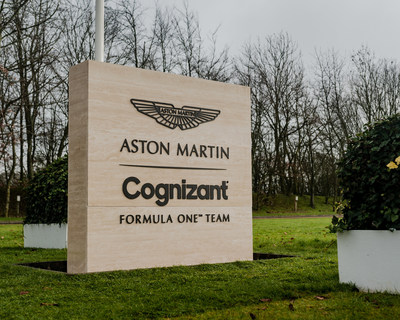 An Icon Reborn: Aston Martin Returns to F1? Grid with Cognizant as Title Partner