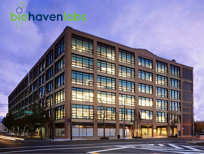 Biohaven Labs at Science Park in New Haven, Conn.
