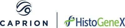 Caprion-HistoGeneX Logo
