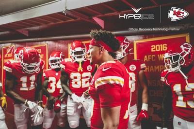 Hyperice x Chiefs