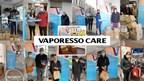 Vaporesso trabaja con tiendas de vapeo locales para apoyar a personas necesitadas en Francia