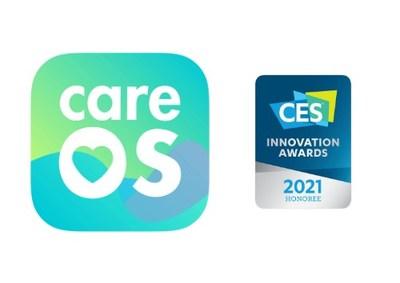 CareOS CES 21 Innovation award honoree (PRNewsfoto/CareOS)