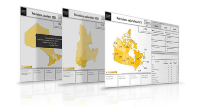 Outil interactif NB (Groupe CNW/Normandin Beaudry)