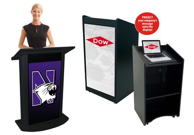 "The award-winning Digital Signage Lectern, with a built-in 43-inch digital display, is one of AmpliVox's ""Top 20 for 2020"" product innovations."