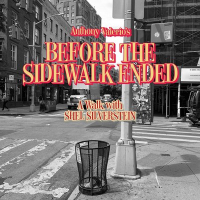 cover - BEFORE THE SIDEWALK ENDED