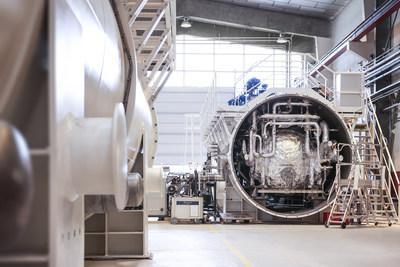 Air Liquide Helium Refrigeration System