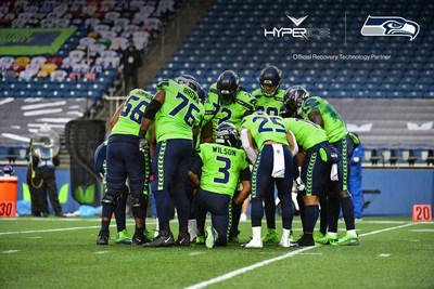 Hyperice x Seahawks
