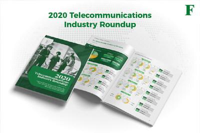 Resumen del panorama de la industria de las telecomunicaciones en 2020