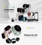 Amazfit Showcases its Vision for Fitness Tech and Wearables at CES 2021