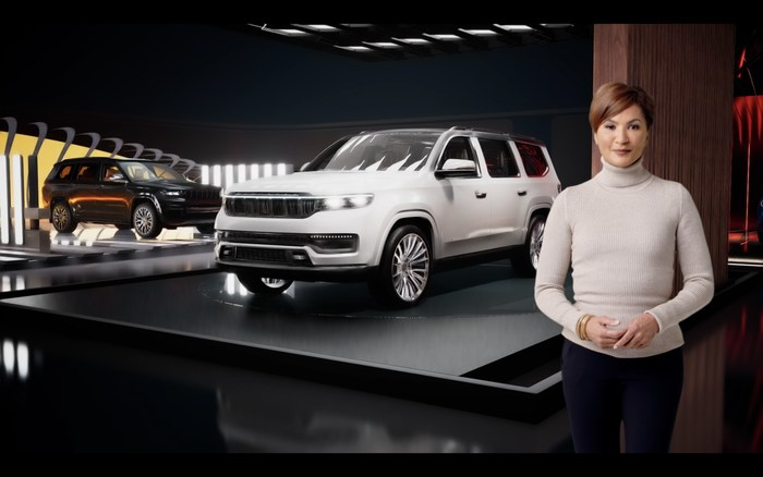 FCA participates virtually in CES 2021 to demonstrate the company's newest technologies via highly detailed interactive product tours