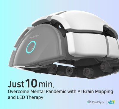 AI-driven early detection and therapeutic platform for optimal brain health