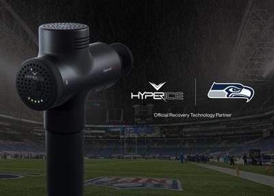 Hyperice Hypervolt Plus x Seattle Seahawks