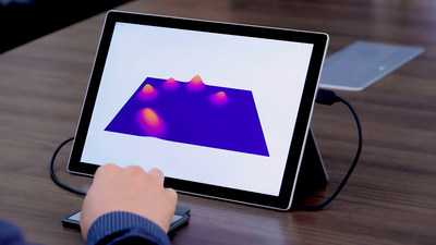 Sensel's Haptic Touchpad combines proprietary touch, force, and haptic technologies to create a uniquely satisfying and advanced interactive experience on notebooks or laptops.