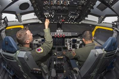 CAE USA a récemment remporté l'appel d'offres pour le contrat du système d'entraînement des équipages du KC-135 de l'USAF et continuera à assurer la formation de plus de 4 500 membres d'équipage du KC-135 chaque année. (Groupe CNW/CAE INC.)