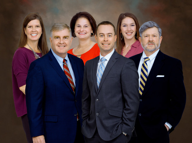 The Southern Community Bank local leadership team