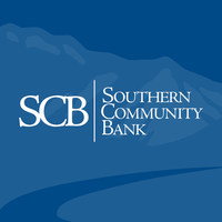 The logo for the new Southern Community Bank
