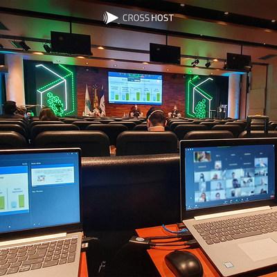 """""""Empresa de Streaming Corporativo cria solução inteligente e fecha parcerias com hotéis para impulsionar eventos online"""""""