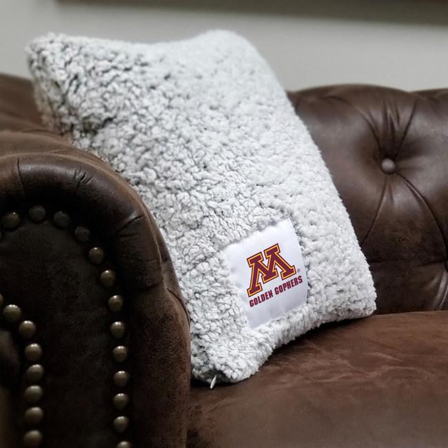 Logo Brands Minnesota Frosty Pillow