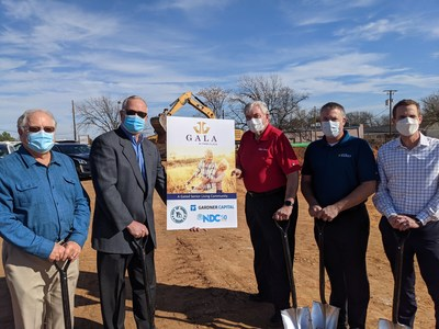 Gardner Capital Breaks Ground on Brand-New Senior Community in Hurst