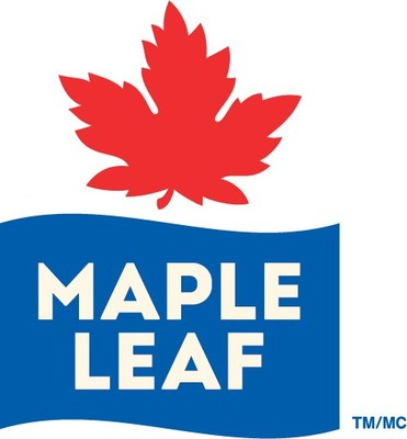 Maple Leaf Foods Inc. logo (CNW Group/Maple Leaf Foods Inc.)