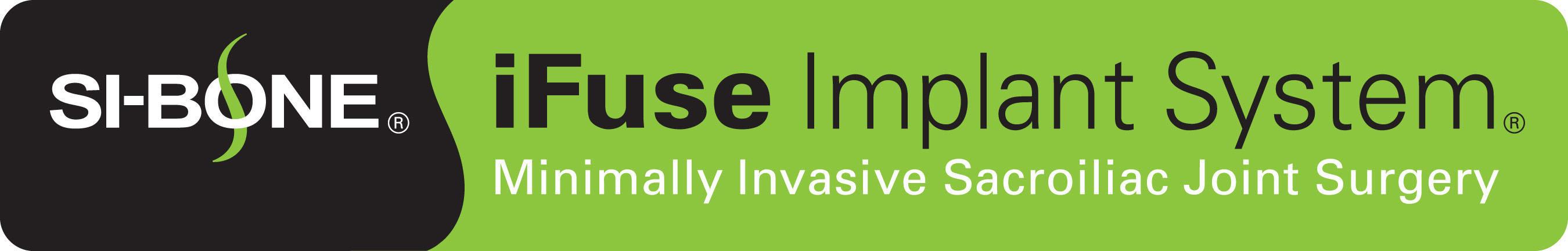 SI-BONE iFuse Logo. (PRNewsFoto/SI-BONE, Inc.)
