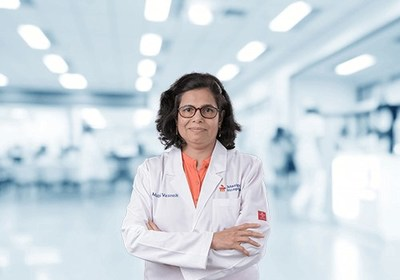 Dr. Mabel Vasnaik, HOD and Consultant, Emergency Medicine, Manipal Hospitals, Old Airport Road (PRNewsfoto/Manipal Hospitals)