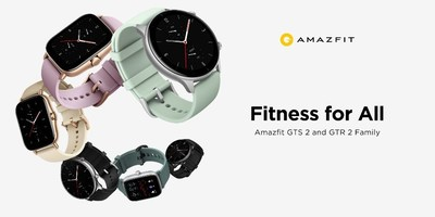 Los relojes inteligentes todo en uno Amazfit GTR 2e y GTS 2e