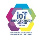 """IoT Breakthrough Awards Names Aloe Care Health """"Product Of The Year"""" - Health & Wellness"""