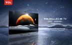 A TCL reafirma seu pioneirismo na indústria global de TVs ao apresentar as TVs 2021 Mini LED, QLED e 4K HDR na CES 2021