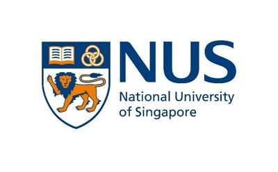 Logotipo da Universidade Nacional de Singapura (NUS)