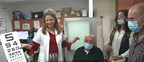 Le premier patient de CorNeat Vision recouvre la vue après...