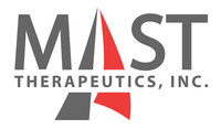 Mast Therapeutics, Inc. logo. (PRNewsFoto/Mast Therapeutics, Inc.)