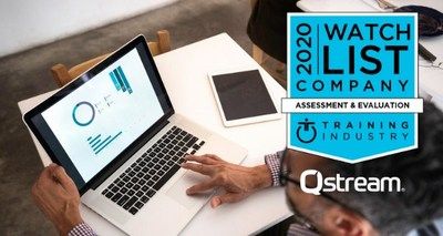 Qstream's Microlearning Named a Top Assessment and Evaluation Company by Training Industry