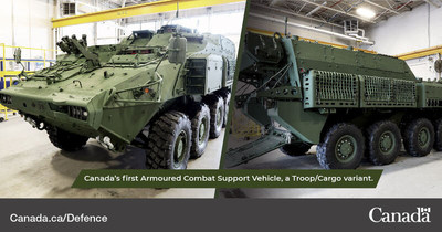 Canadian Armoured Combat Support Vehicle (ACSV)