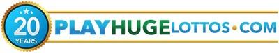 PlayHugeLottos.com Logo