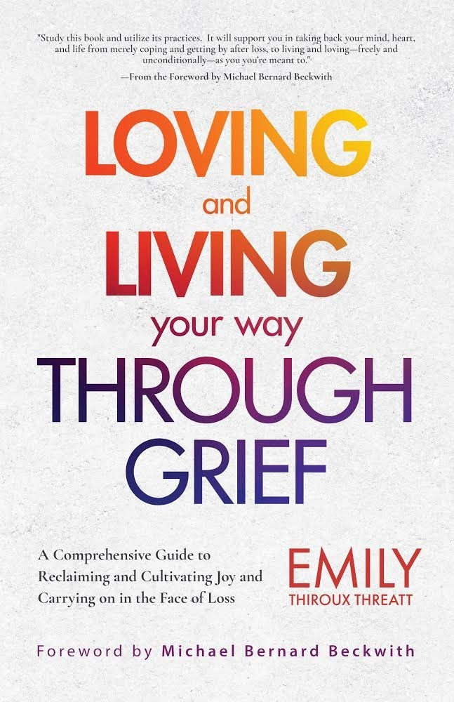New Book Launches in Time to Help People Cope with 2020's Losses