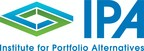 The Institute for Portfolio Alternatives Elects Anne-Marie...