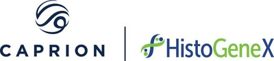Caprion-HistoGeneX  Logo (CNW Group/Caprion Biosciences)